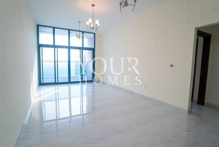 شقة 2 غرفة نوم للايجار في قرية جميرا الدائرية، دبي - UK | Chiller & Maintenance free with huge balcony