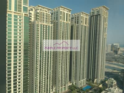 فلیٹ 2 غرفة نوم للايجار في جزيرة الريم، أبوظبي - Spacious 2 bedroom apartment available for rent in Marina square just 75k