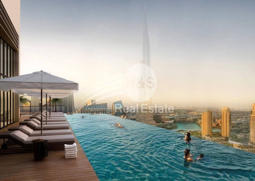 2 Luxury Hotel Room with high ROI | New Offer!