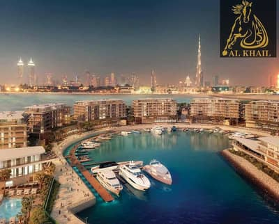 EXCEPTIONAL LARGE INTERNAL SIZE MARINA VIEW
