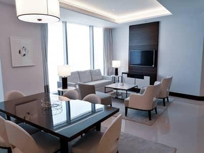 Luxury Fully Furnished I Sea View w/ Balcony I High Floor