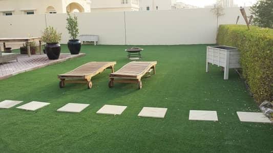 فیلا 2 غرفة نوم للايجار في قرية جميرا الدائرية، دبي - From Sep 1 |Private Location | As Good As New