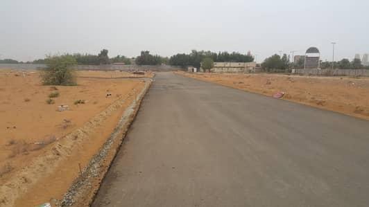 ارض سكنية  للبيع في المنامة، عجمان - ارض للبيع من المالك مباشر منطقة المنامة حوض 8 مساحة 450 متر مربع شارع واحد سكني خاص