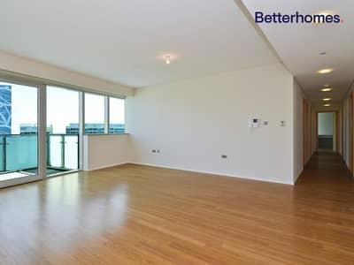 شقة 4 غرف نوم للايجار في شاطئ الراحة، أبوظبي - Beautiful apartment w/ Partial Sea & Garden View