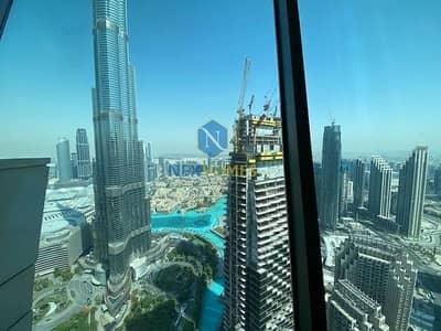 High Floor 3 BR with Burj Khalifa & Fountain Views