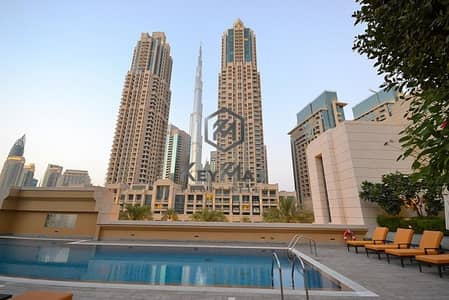 3 Bedroom Flat for Rent in Downtown Dubai, Dubai - 3BR