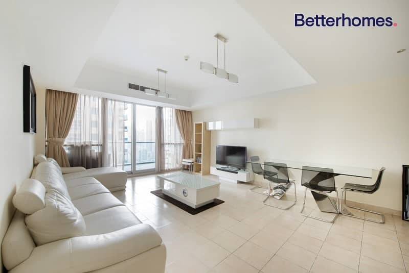 2 Furnished | Excellent Condition | Middle Floor