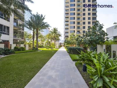 1 Bedroom Apartment for Rent in Downtown Dubai, Dubai - Balcony | Avail Unfurnished | Chiller Free
