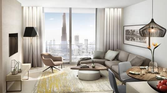 فلیٹ 1 غرفة نوم للبيع في وسط مدينة دبي، دبي - Serviced & Branded Apt | Prime Location