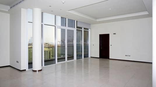 بنتهاوس 4 غرف نوم للايجار في نخلة جميرا، دبي - Luxurious 4 BR Penthouse|Sea Views