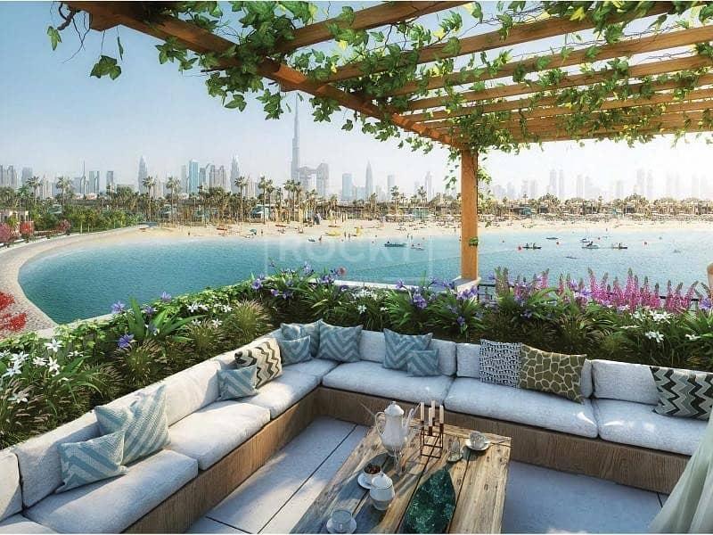 4-Bed | Garden View | La Mer