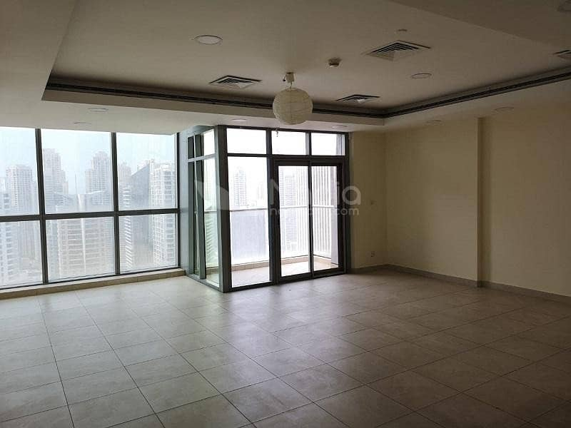 4BR Duplex Penthouse | Global Lake View | JLT