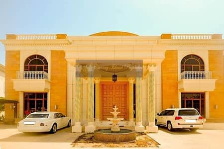7 Bedroom Villa for Sale in Emirates Hills, Dubai - Vastu Complain ! Full Lake Facing With Gym & Basement