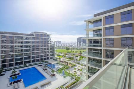 Brand New  Pool and Park view  Luxurious 2BR