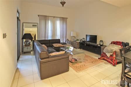 فلیٹ 1 غرفة نوم للايجار في المدينة القديمة، دبي - Unfurnished | Large Well Kept Garden | Coming Soon