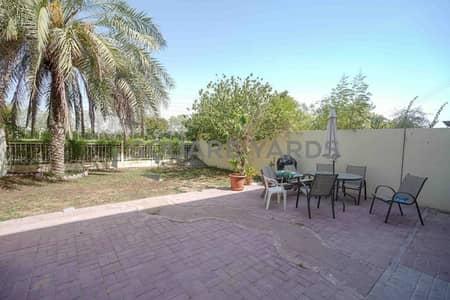 فیلا 3 غرف نوم للايجار في الينابيع، دبي - Spacious 3BR Villa l Garden | Springs 9