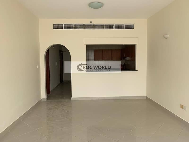 2 Huge Studio Apartment | Well-Maintained | Flexible Payment