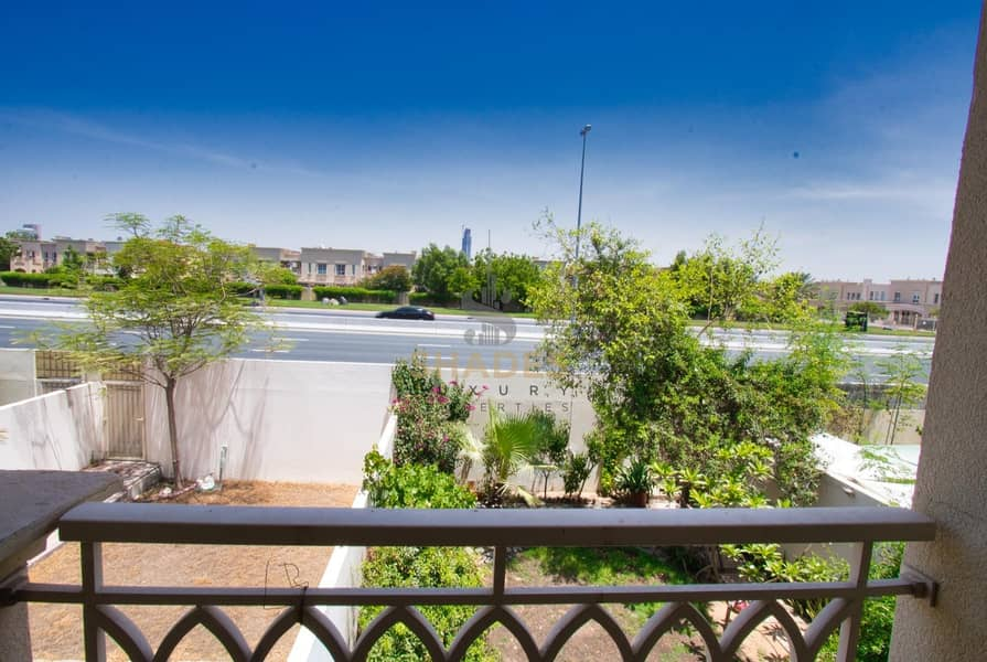 2 Exclusive 2BR Villa for Rent in Springs 3  | 85K in 4 Chqs