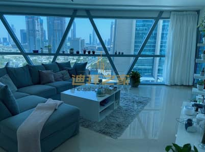 2 Bedroom Apartment for Rent in DIFC, Dubai - Very Large Unfurnished 2BHK with Amazing View