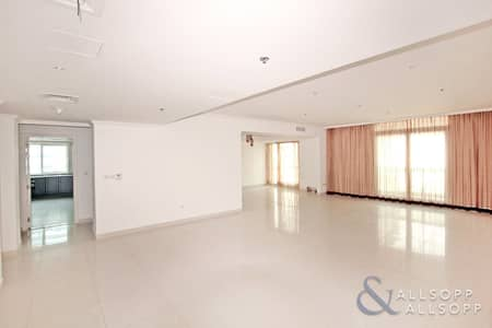 3 Bedroom Flat for Rent in Jumeirah Lake Towers (JLT), Dubai - Large 3 Bed Apt | Unfurnished | 2700 Sq. Ft.