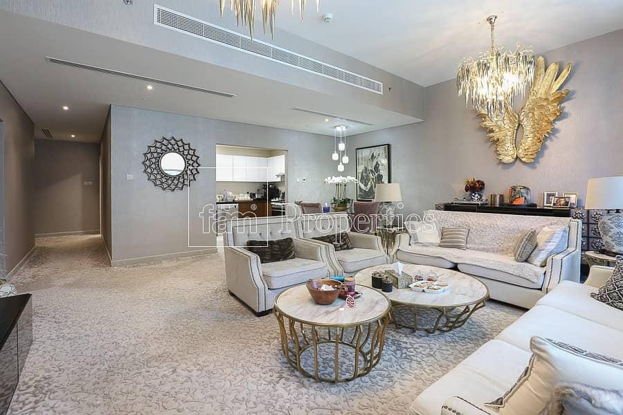 Fully Furnished | Elegant Furnisture | Maid Room