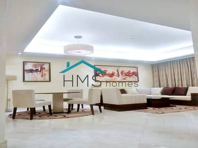 1 Bedroom Flat for Sale in Palm Jumeirah, Dubai - 1 bedroom | Ground Floor | Sea & Pool Views