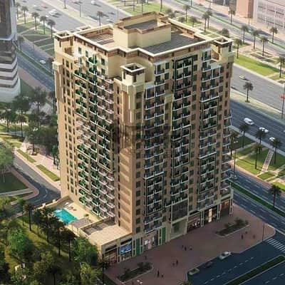 Studio for Rent in Culture Village, Dubai - Spacious in Riah tower ) Amazing view I ready to move in