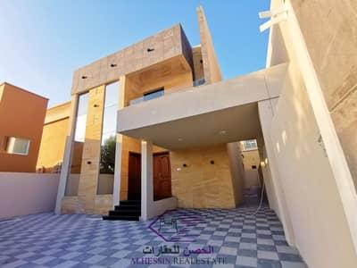5 Bedroom Villa for Sale in Al Mowaihat, Ajman - Modern European villa for sale at a great price