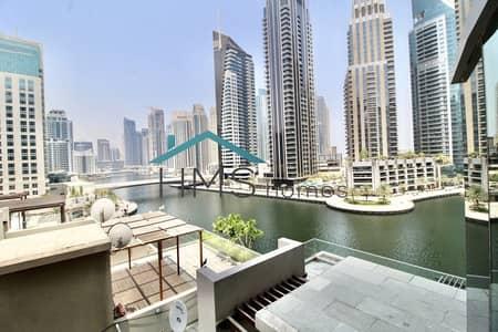 2 Bedroom Flat for Sale in Dubai Marina, Dubai - Vacant | Marina View | Maids Room