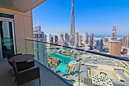 فلیٹ 3 غرف نوم للايجار في وسط مدينة دبي، دبي - Brand New | Fully Furnished | Fully Serviced Apt