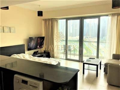 استوديو  للايجار في وسط مدينة دبي، دبي - Chiller Free | Spacious Studio | Furnished