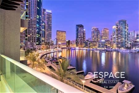 3 Bedroom Villa for Sale in Dubai Marina, Dubai - Fully Upgraded | Furnished | Full Marina