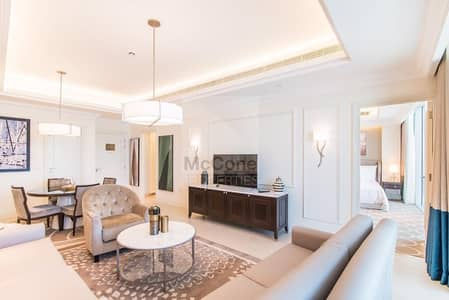 2 Bedroom Flat for Sale in Downtown Dubai, Dubai - 09 Unit - DIFC Views - Two Bedroom