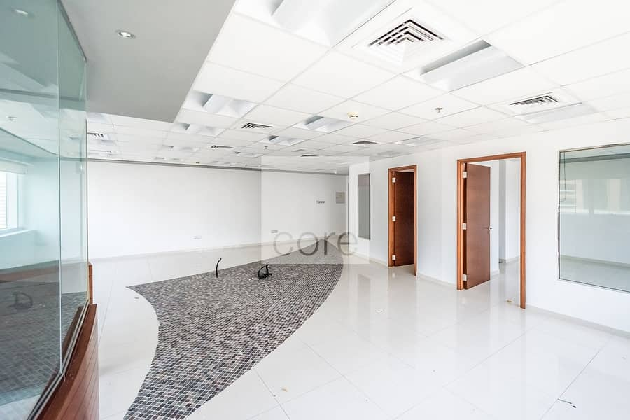 2 Fitted and Partitioned Office | High Floor