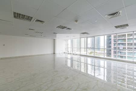 Office for Sale in Jumeirah Lake Towers (JLT), Dubai - Fitted Office | Low Floor | Parking | DMCC