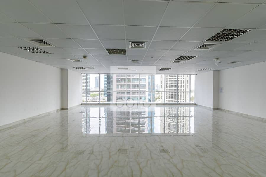 11 Fitted Office | Low Floor | Parking | DMCC