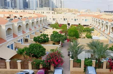 1 Bedroom Townhouse for Sale in Jumeirah Village Circle (JVC), Dubai - 1BR | Nakheel Townhouse | JVC | Rented 75K