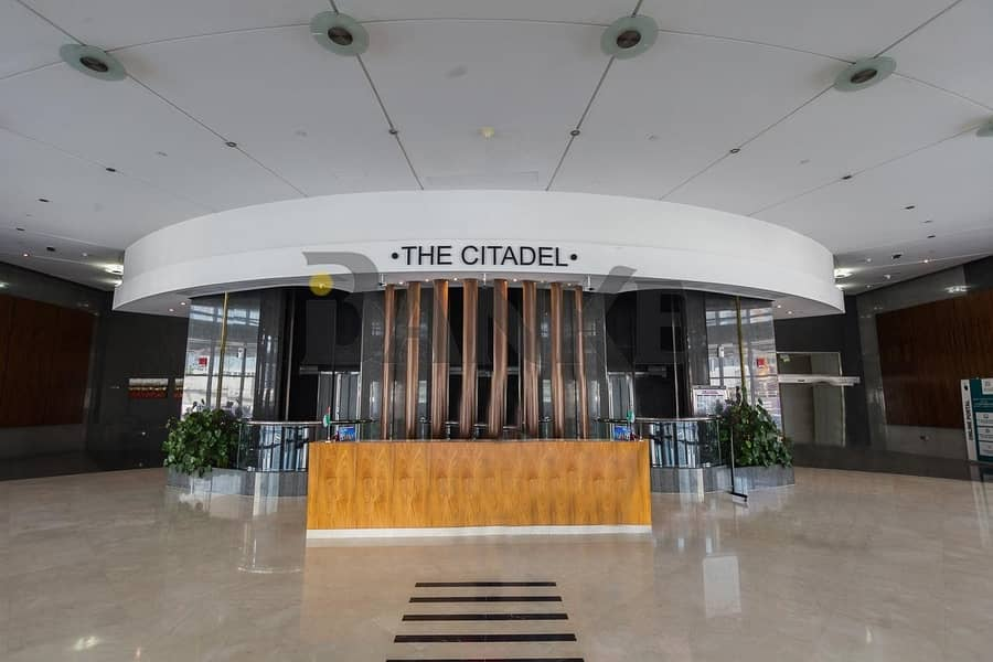 2 Furnished office | The Citadel | Community view