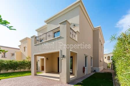 فیلا 4 غرف نوم للايجار في المرابع العربية 2، دبي - Multiple Cheques   Well maintained   Landscaped