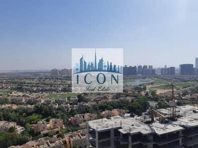 شقة 1 غرفة نوم للايجار في مدينة دبي الرياضية، دبي - Full Golf View I High Floor I 4 CHECK