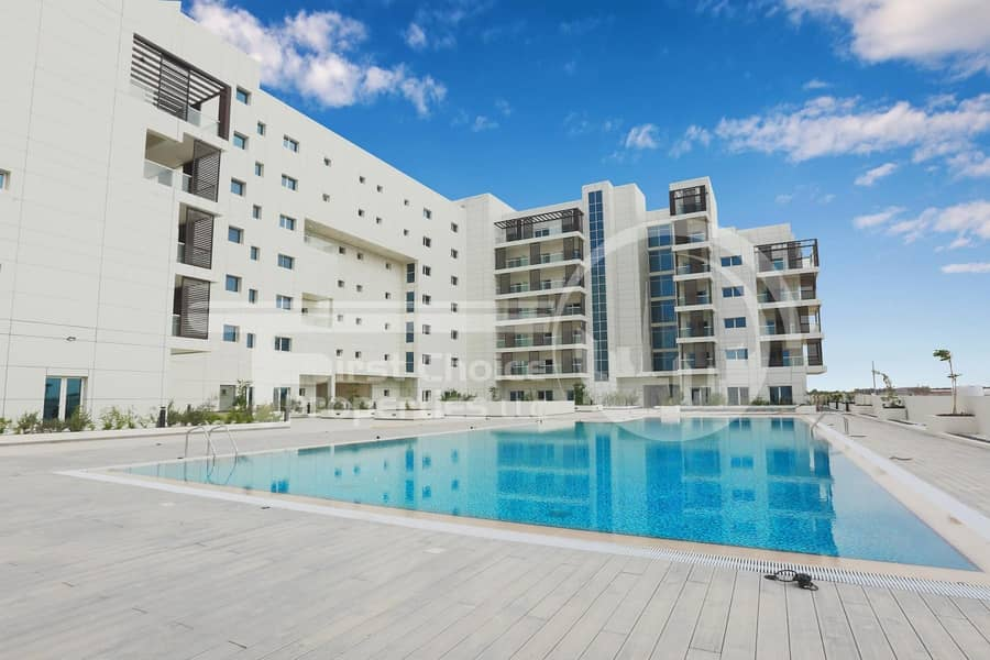 9 Smartly Priced Apartment in Masdar City!
