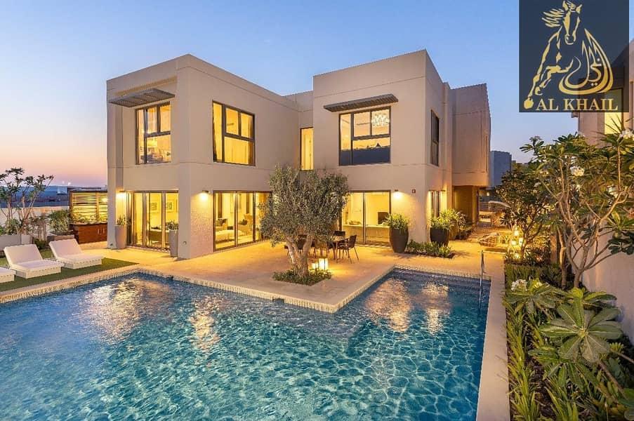 19 Ready To Move In Al Zahia Brand New 5 Br Villa