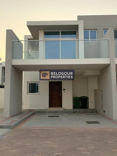 3 Bedroom Townhouse for Rent in Akoya Oxygen, Dubai - 3Bed Plus Maid Townhouses in Akoya Oxygen /  60000/ yearly