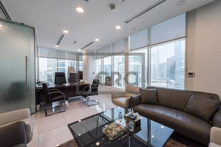 Office for Sale in Business Bay, Dubai - Furnished| Open View| Free Visitors Parking