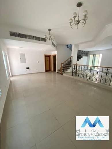 فیلا 4 غرف نوم للايجار في مردف، دبي - Affordable 4Br+M Villa | Pool and Backyard  - Mirdif