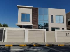 Brand New  Villa 5 Bedroom & Maids Room & Majlis  for Rent