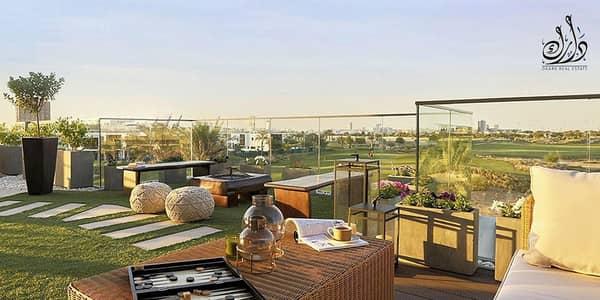 1 Bedroom Apartment for Sale in DAMAC Hills (Akoya by DAMAC), Dubai - Golf View & lake Terrace Apartment