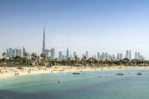 13 Luxury 2 Beds sea view apartment