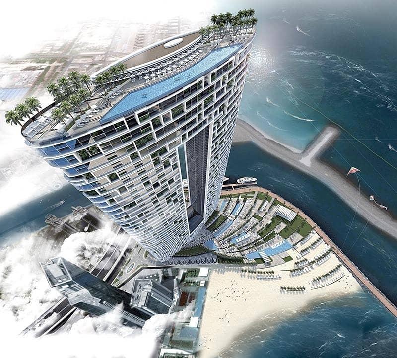 Elegant Fully Serviced 1BR in Address Jumeirah Resort & Spa
