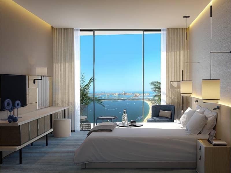 2 Elegant Fully Serviced 1BR in Address Jumeirah Resort & Spa